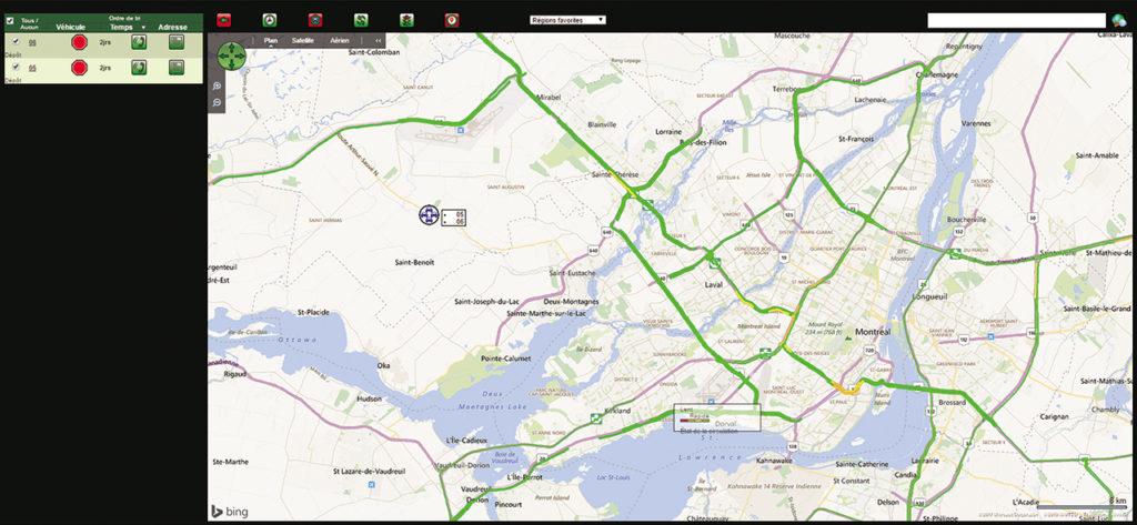 Mon Conteneur GPS - Zone Conteneurs Inc. - Mirabel, Montréal